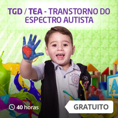 TGD/TEA – Transtorno do Espectro Autista (40h)