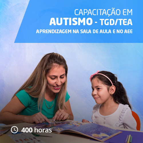 Autismo – TGD/TEA 400h