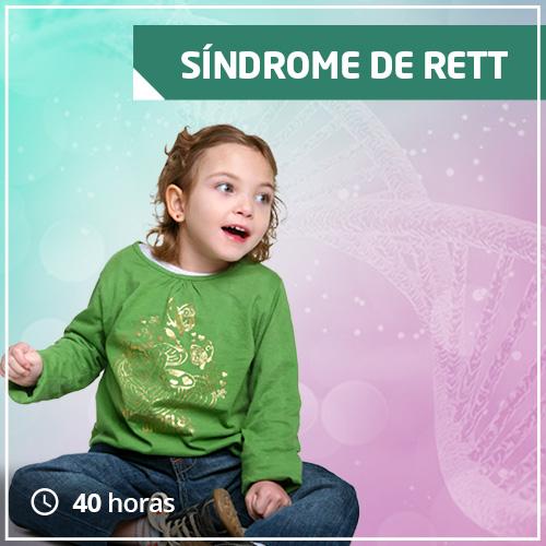 Curso de atualização Síndrome de Rett